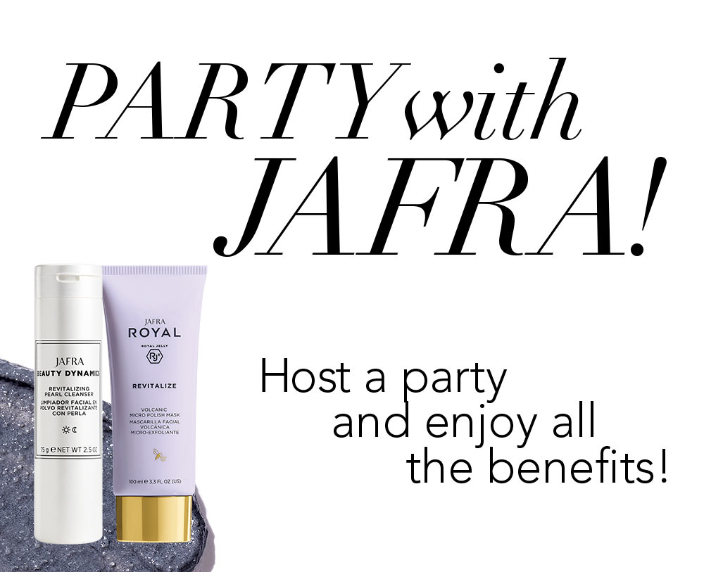 Plan a Party & Enjoy the Benefits with our Hostess Program!