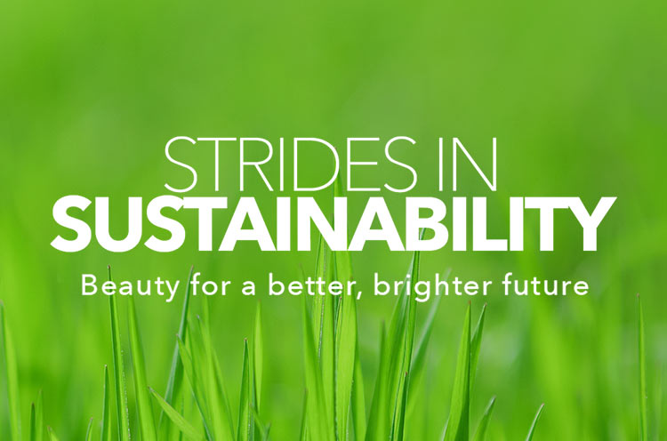 JAFRA Strides in Sustainability - Beauty for a better, brighter future